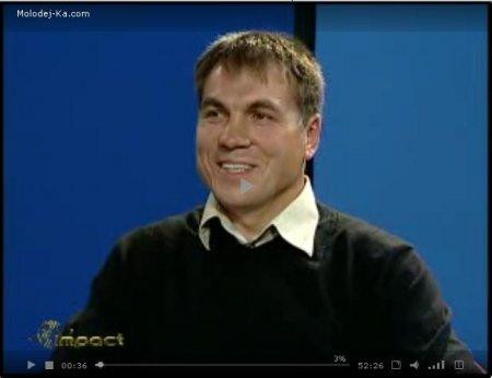 Олег Максаев - Вера в Бога и бокс (видео онлайн)