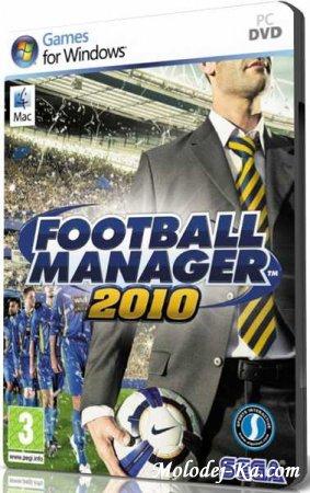 Football Manager 2010 (RUS/MULTI4) [RePack]   патч 10.1.0