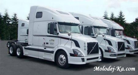 Дальнобойщик в Штатах (Truck Driver Jobs in USA)