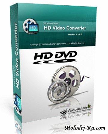 Wondershare HD Video Converter v4.3.0.0