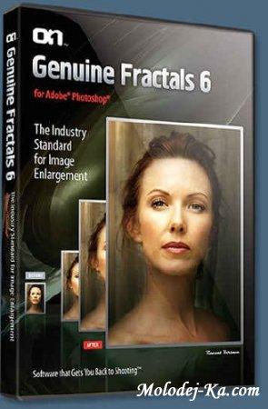 OnOne Genuine Fractals Professional v6.0 for Adobe Photoshop [Mac OS]