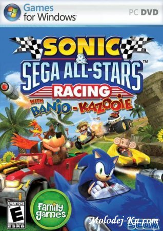 Sonic & SEGA All-Stars Racing (2010) Multi5