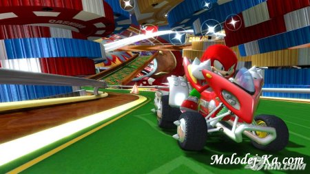 Sonic & SEGA All-Stars Racing (2010) Multi5