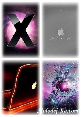 Обои на тему Apple и Mac OS