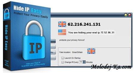 Hide IP Easy 4.1.9.6 RUS Portable