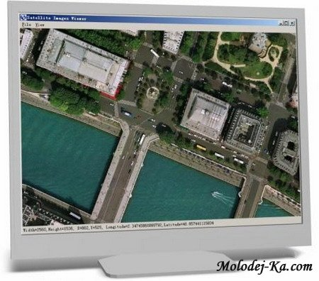 Google Satellite Maps Downloader 6.59