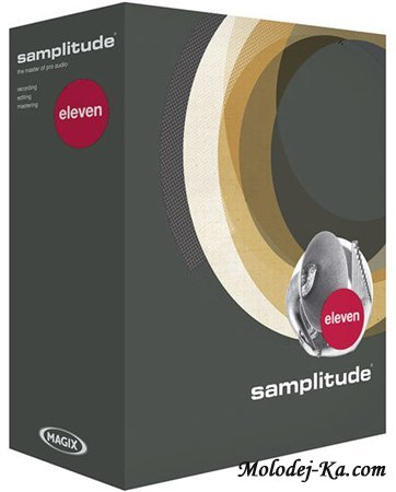 MAGIX Samplitude Producer 11 x32 [Windows All] (2010г/ENG)