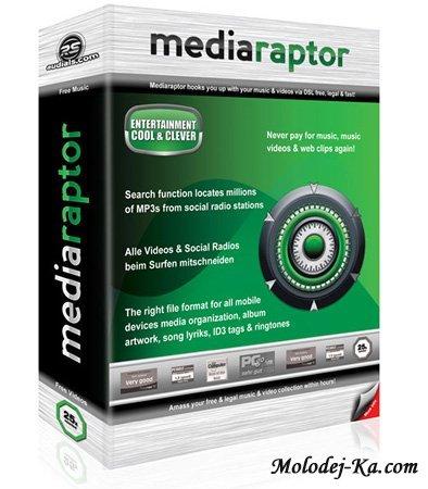 Mediaraptor Platinum 4.2.8400.0