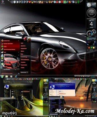 Темы для Windows 7 (100штук)