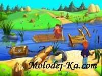 Наводнение в Простоквашино (2006/RUS)