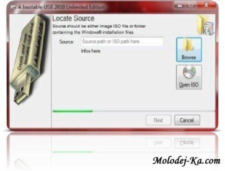 Bootable USB 0.9.5.471