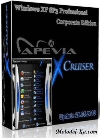 Windows XP Pro SP3 Corporate Edition 29.05.2010 Apevia Cruiser