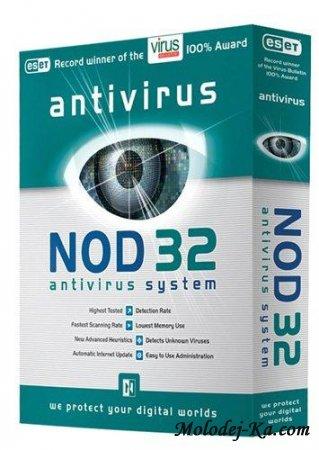 ESET NOD32 Antivirus Business Edition 4.0.314 (Rus) - не требующий ключа