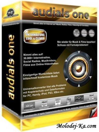 AudialsOne Platinum 4.2.11200.0