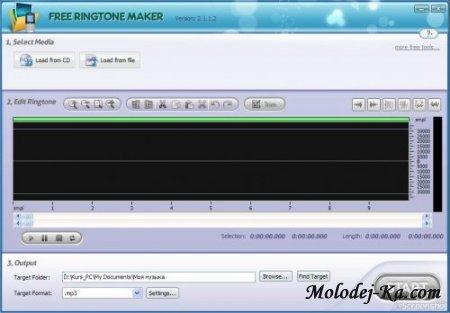 Free Ringtone Maker 2.1.1.2
