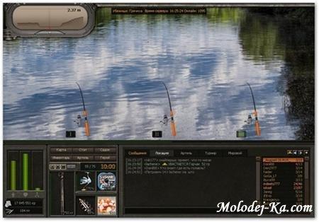 Atom Fishing 1.0.10.147 (2010/RUS)