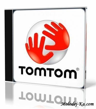 TomTom – Обновление карт Европы [East/West/Nord/South] (2010/Multi+RUS)
