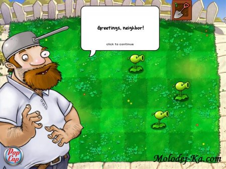 Plants vs. Zombies v1.2.0.1065 (by PopCap Games)
