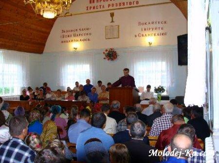 Поездка состоялась по инициативе нашего епископа Александра Петровича Мандзюка