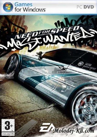 Need For Speed: Most Wanted Muscle (2010/RUS/ENG/RePack) скачать бесплатно