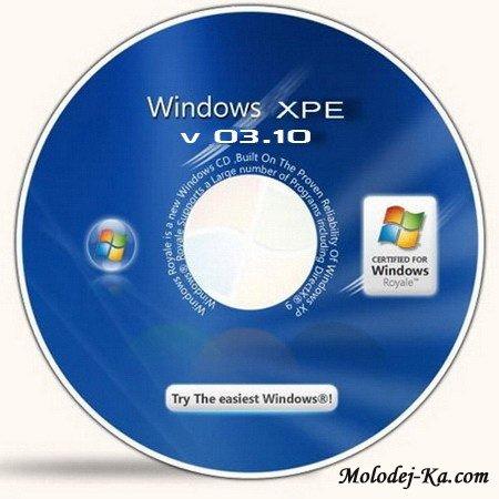 WinXPE 03.10 Ru 2010
