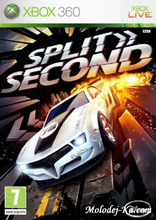 Split/Second: Velocity (2010/RUS/ENG/RePack)
