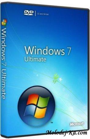 Windows 7 Ultimate SP1 x64 7601.16537 RU