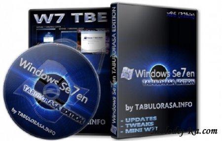Windows 7 Ultimate x86 Tabulorasa Edition prerelise EN,RU 2010