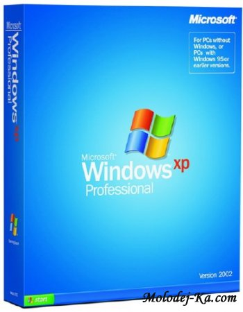 Windows XP Pro SP3 VL x86 by Vigor (2010)