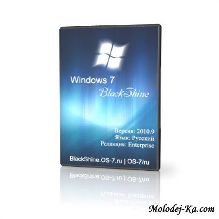 Windows 7 BlackShine 2010.9 Enterprise x86