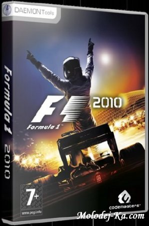 F1 2010 RePack Русский текст+звук