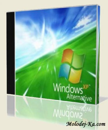 Microsoft Windows XP Alternative 10.8 RU