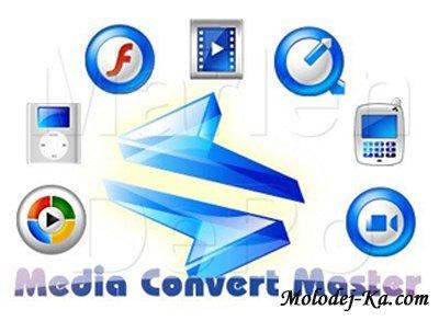 Media Convert Master 10.0.2.36 Portable (2010) RUS