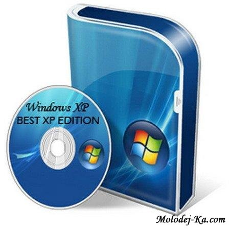 Windows XP SP3 RU BEST XP EDITION Release 10.9.5 DVD