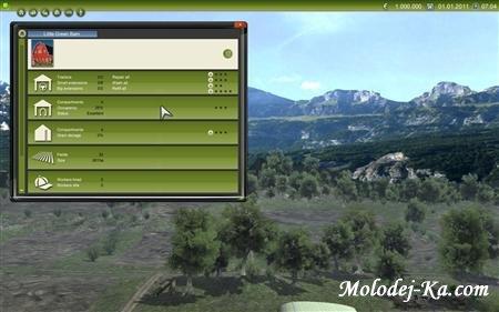 Agrar Simulator 2011 / Cимулятор агранома 2011
