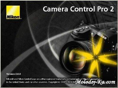 Nikon Camera Control Pro 2.8.0