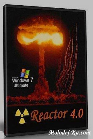 Windows 7 Ultimate RUS x86 Reactor v4.0
