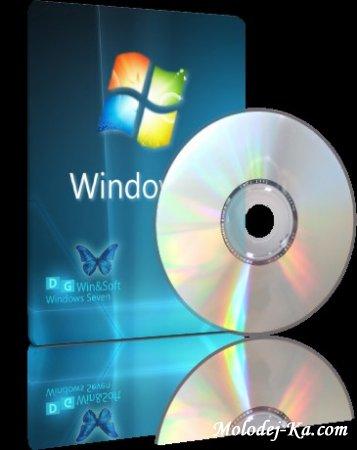 Windows 7 DG Win&Soft 2010.9 x86 (2010) ENG/UKR/RUS