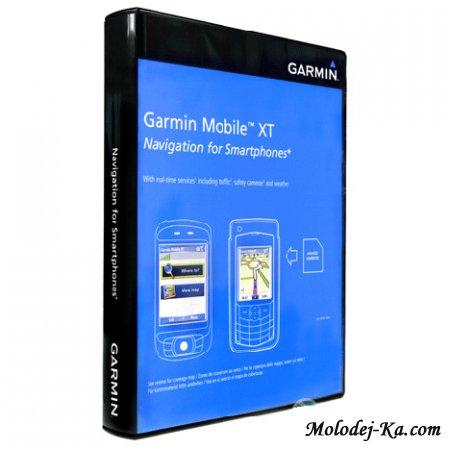 Garmin Mobile XT v.6.00.10 2010