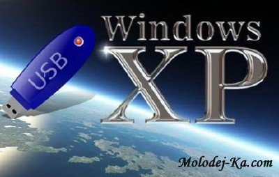 Как установить Windows XP с флешки - видео инструкция (RU/ENG)