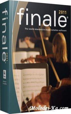 MakeMusic Finale NotePad 2011 R2 (English) + Кряк