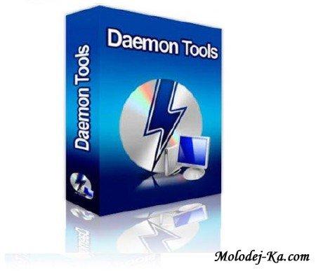 DAEMON Tools Pro Advanced 4.40.0311.0197 ML/Rus + SPTD 1.75 (x86/x64)