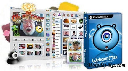 WebcamMax v7.2.0.2 Rus
