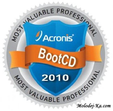 Acronis BootCD Collection version.1.2 (2010/RUS)