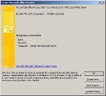 MS Office Professional 2007 Rus PROJECT v.12 Portable (встроенный cr0ck)