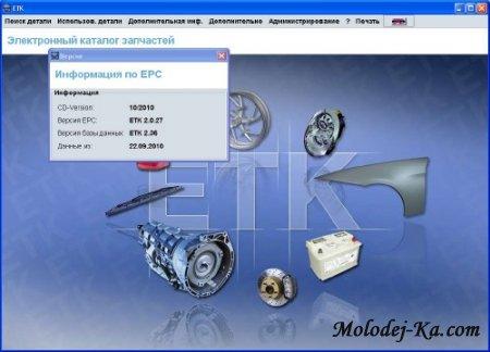 BMW ETK 10-2010