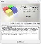 Code::Blocks 10.05 [Английский]