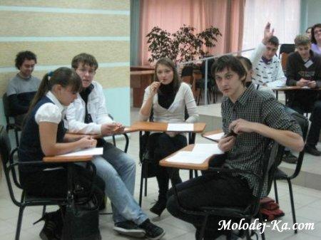 Игр для христианских молодежных встреч