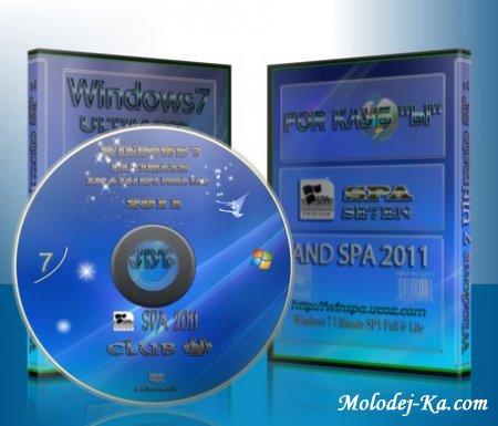 Windows 7 Ultimate 7601 SP1 RTM X86 Full & Lite (17.01.2011) RU by putnik