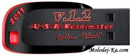 USBReanimator 1.2 by Mr.DJoniX 2011